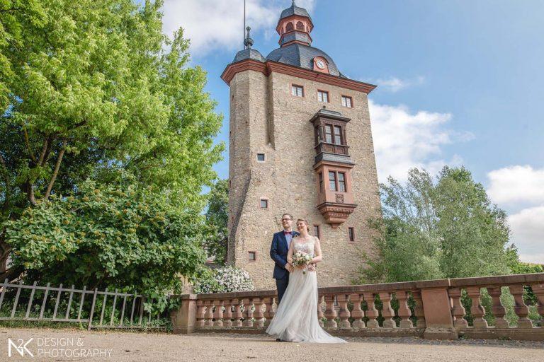 Hochzeitsfotografie Schloss Vollrads