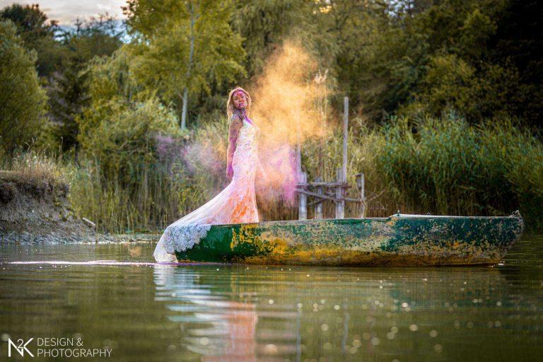 Braut Weddingdress Wallertheim Mainz