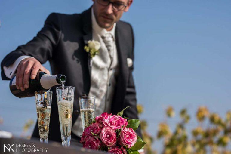 Hochzeitsfotografie Nierstein Wartturm