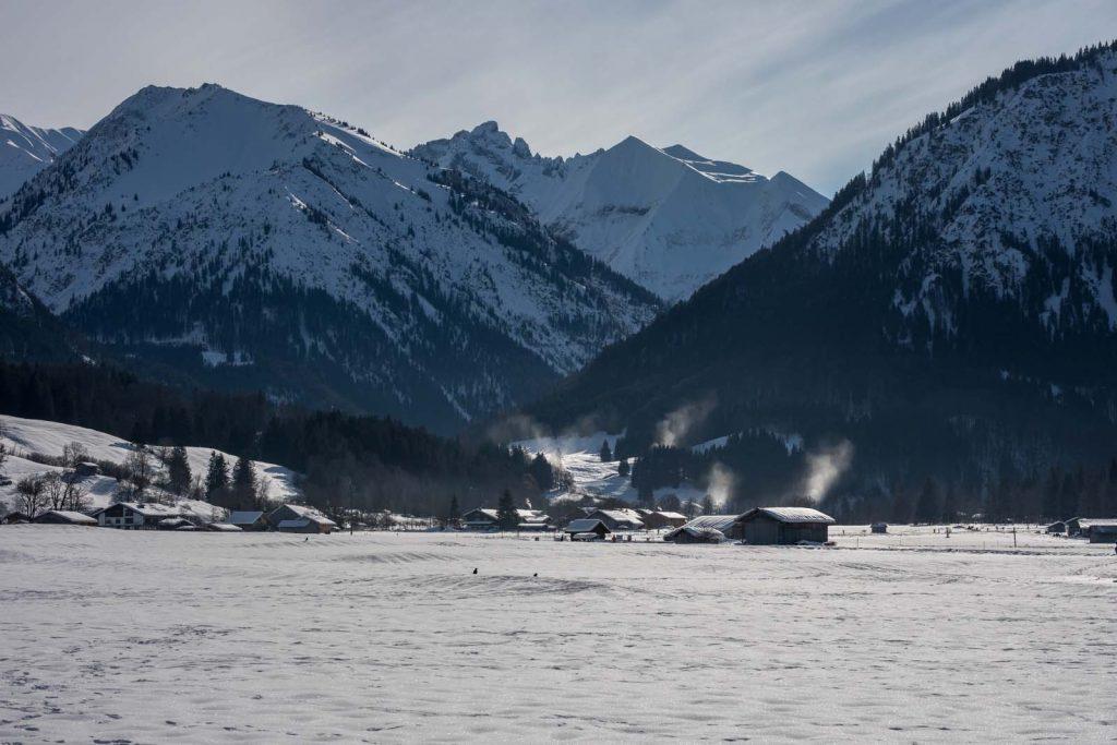 Landschaftsfotografie Oberstdorf